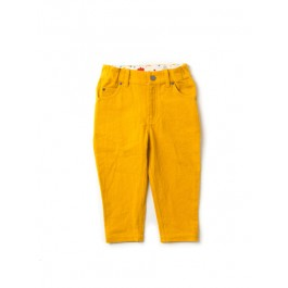 Gold Corduroy Jeans