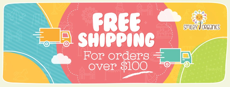 Free Shipping ove $100